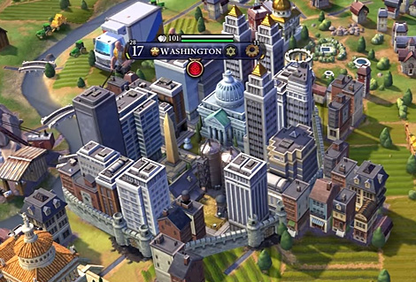 Growing your cities in Civilization VI