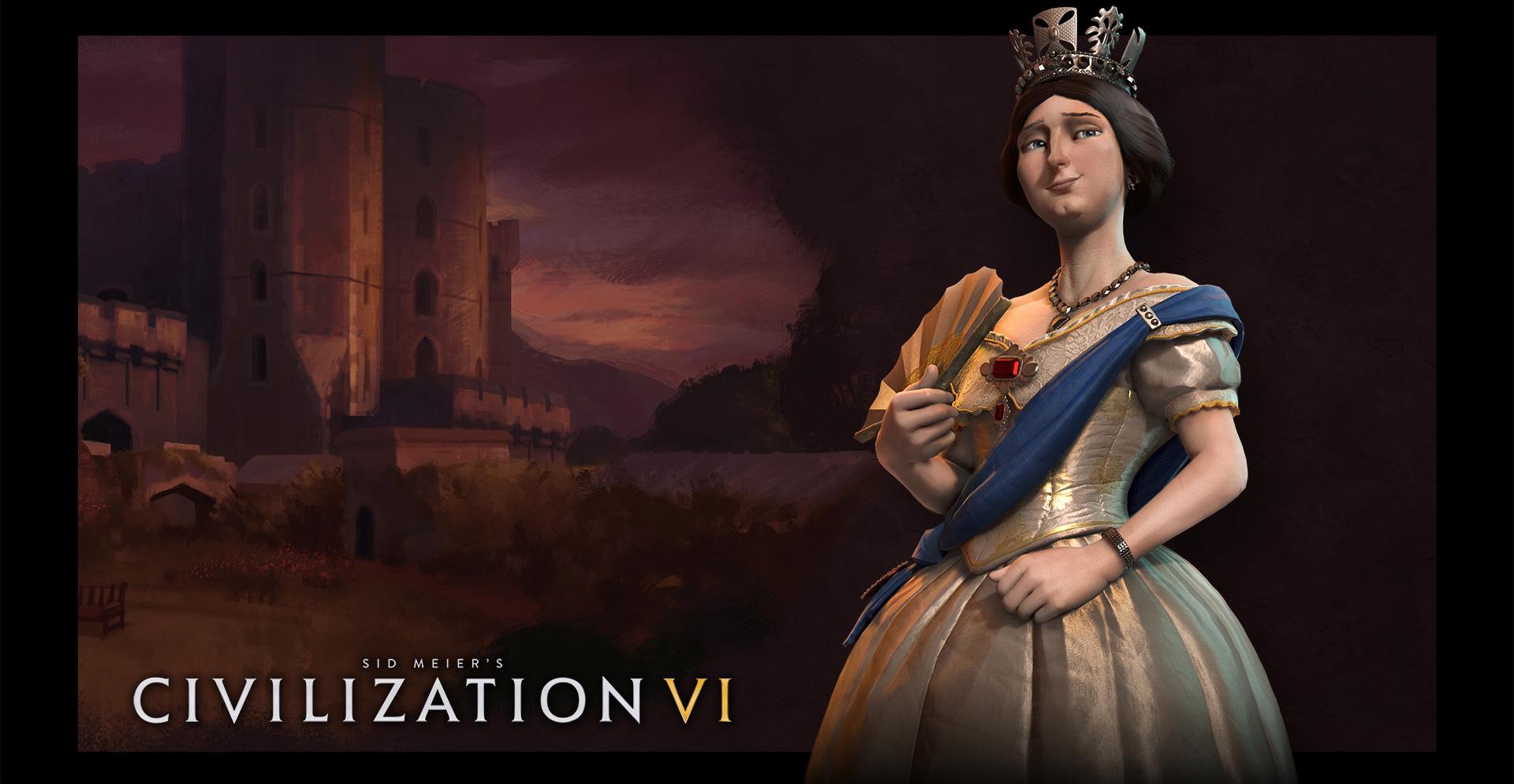 England civilization leader