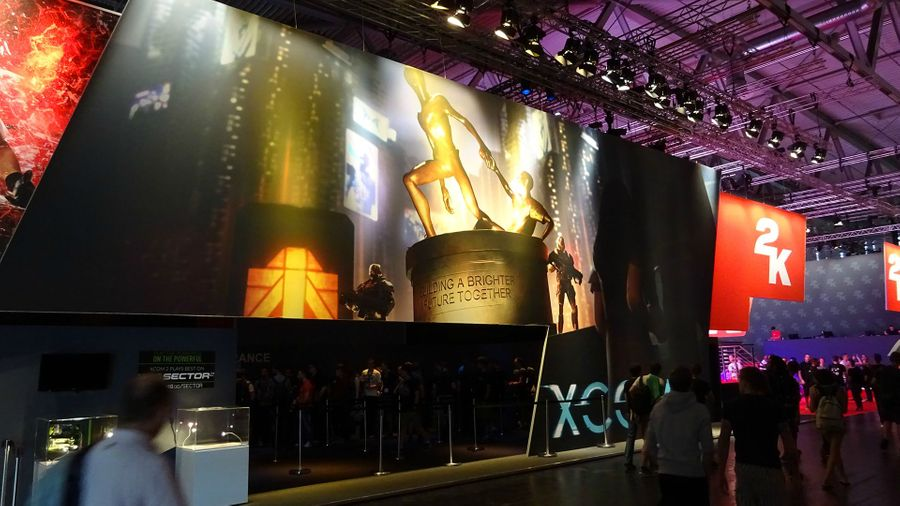 XCOM 2 @ GamesCom: The fan experience